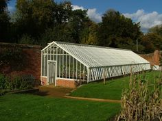 The Alitex Glasshouse at The Vyne (National Trust) near Basingstoke | Flickr - Photo Sharing!