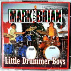 Mark and Brian #KLOS Little Drummer Boys 2 Cd Christmas Set Live Music Comedy #Christmas