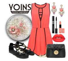 """""""yoins 13"""" by eernaa ❤ liked on Polyvore featuring Lime Crime and NYX"""