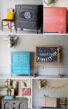love these dressers