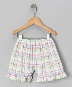 Classy little girl shorts are hard to find