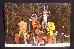 Looney Tunes at Jungle Habitat
