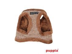Puppia Hondentuig Wafer Harness B Beige