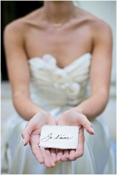 french wedding dress jetaime Meet French wedding dress designer Fanny Liautard