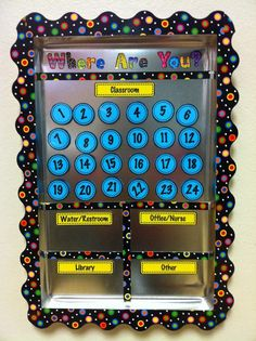 Ten Pins for Classroom Management!