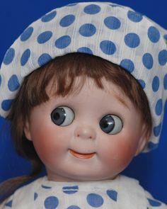 """15"""" Kestner Googlie Toddler"""