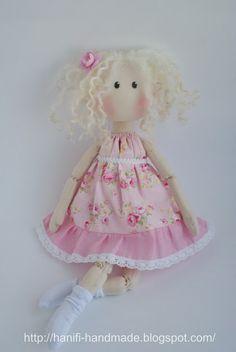 Hanifi handmade: Doll