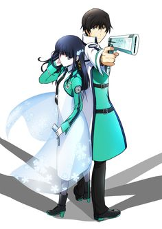 5 Great Classroom Anime Series: The Irregular at Magic High School