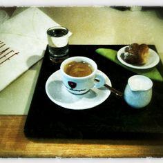 New cafe in Brno