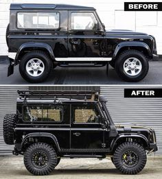 """7,964 Likes, 241 Comments - @landroverphotoalbum on Instagram: """"Which do you prefer? By @tweakedautomotive #Defender90 #landroverdefender #landroverphotoalbum…"""""""