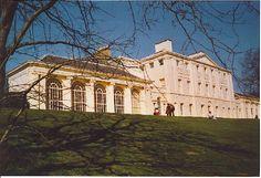Kenwood House, Hampstead Heath -- Adam
