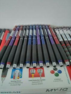 Pensan my-ıq Versatil kalemler