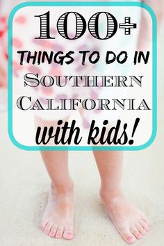 Here is a LONG list of free things to do with kids in Southern California that are so much fun! Family friendly activities to enjoy on your time off. California With Kids, California Vacation, Southern California, Best Family Vacation Spots, Family Travel, California Activities, 100 Things To Do, Fun Things, Summer Fun For Kids