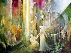Touch of Love by Freydoon Rassouli.