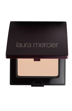 "Laura Mercier Mineral Pressed Powder SPF 15  at Nordstrom ... got the pressed powder for the first time today and I love it as much as the loose minerals. Works great over Laura Mercier tinted moisturizer. I chose ""Real Sand"""