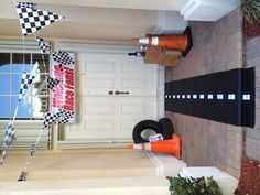 Cars birthday party Would make a good nascar party for men too