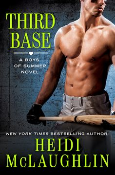 Third Base by Heidi McLaughlin ✦ #CoverReveal ✦ #Giveaway ($25 to LulaRoe (two winners) and $25 to Amazon (two winners)eBook of Third Base (ten winners) ✦