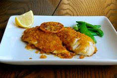 Panko-Crusted Tilapia by asweetpeachef