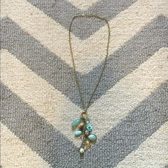 Long charmed necklace Great condition Charlotte Russe Jewelry Necklaces
