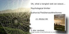 NEW review of The Silence of the Stones. 5* - Gripping family saga set against the backdrop of a rural and very insular community. When Alana Harper inherits a cottage from an aunt she never knew, family secrets slowly begin to unravel, but only lies and half truths emerge. Crimes from the past, including child abduction lead to present day acts of revenge. This is a book you will not want to put down until you know the truth... read more at http://www.facebook.com/rebecca.bryn.novels