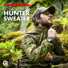 UF PRO® Hunter Sweater