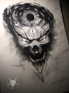 evil eyes by AndreySkull on DeviantArt