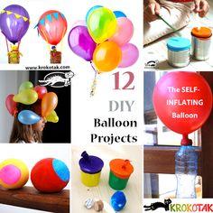 12 DIY BalloonProjects