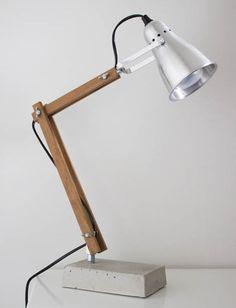 DIY 工業風桌燈 - DECOmyplace - 居家佈置,室內設計,居家風格