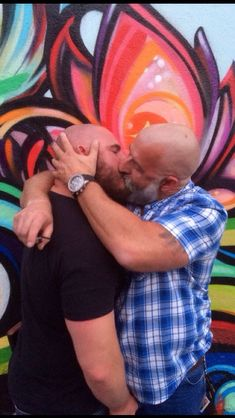 Bald Men Style, Daddy, Tumblr, Mens Fashion, Love, Sports, Kisses, Muscles, Bears