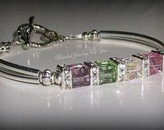 Infinity Bracelet: Infinity Symbol Jewelry by beadedjewelryforyou