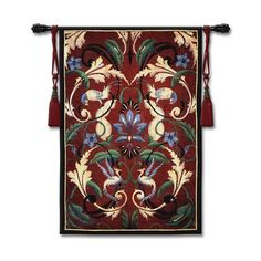 William Morris Woven Wall Tapestry Pure Country Weavers Tapestries Wall Hangings…