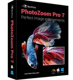 Benvista PhotoZoom Pro 7.0.6 Crack is a picture altering programming. The product enables you to resize or develop computerized photos. What's more