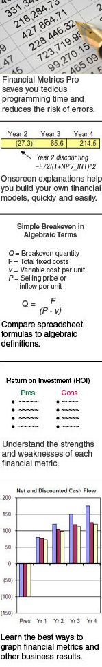 Cash Flow Management Analyzing Cf Streams Cf Investor Metrics