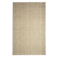 West Elm Jute Boucle Rug for entryway