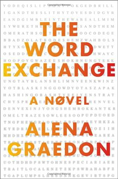 Loved this book - all about the future, technology, language, libraries and a mystery.