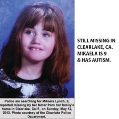 Lord please bring home this child unharmed. Amen
