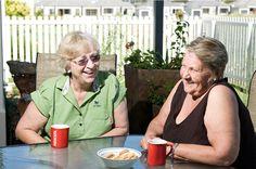 Helderberg Manor - Retirement Lifestyle (Outdoors)