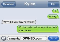 Two-Faced. - SmartphOWNED