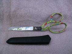 "Gingher Designer Series Shears / Scissors 8"" SARAH Sarah,http://www.amazon.com/dp/B005UH9WMU/ref=cm_sw_r_pi_dp_553Gsb1KZPDWZG3J"