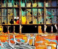 Ventanas Rotas - Broken Windows by JOSEAN GOMEZ, via Flickr