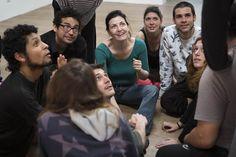 LIMA VAGA: Un taller de actuación para NO actores