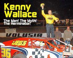Kenny Wallace-01-JEG Modified Win.