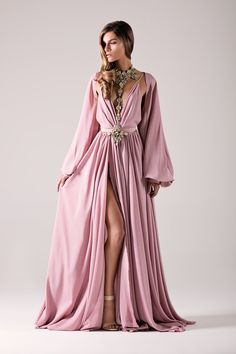 Michael Costello spring/summer 2016 Not actually a fan of this pink tone  But it's gorgeous!!