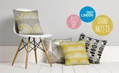 Cushions by Sian Elin