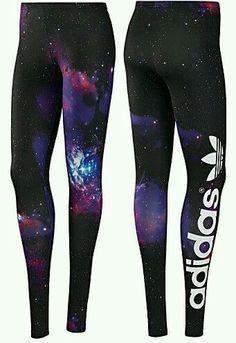 Adidas galaxy leggins, fitness, wow
