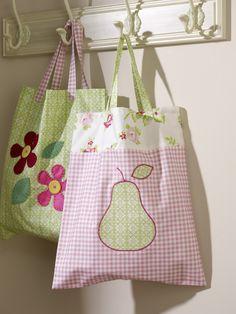 Pear Printed Canvas Bag #tote #canvasbag #bag #diy #bag