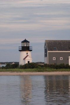 charming New England lighthouse