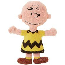 "Charlie Brown 7"" Flat Plush. Available at OurPamperedHome.com"