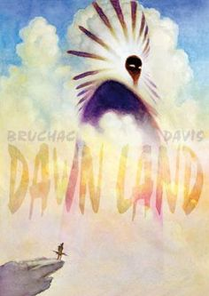 """""""A graphic novel adaptation of Joseph Bruchac's """"Dawn land,"""" in which Young Hunter, one of the People of the Dawn Land who inhabit the Earth in the time after the last glaciation, is chosen by the elders to face a mysterious threat that may disrupt their harmonious lives."""""""