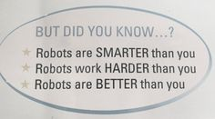 Pinterest: Forgotten Stories || robots